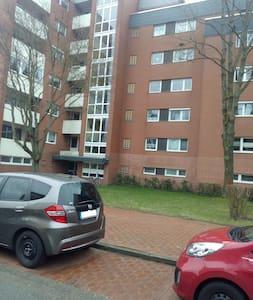 Wohnung Flat Messe/Exhibition 14 min - Hannover - Lägenhet