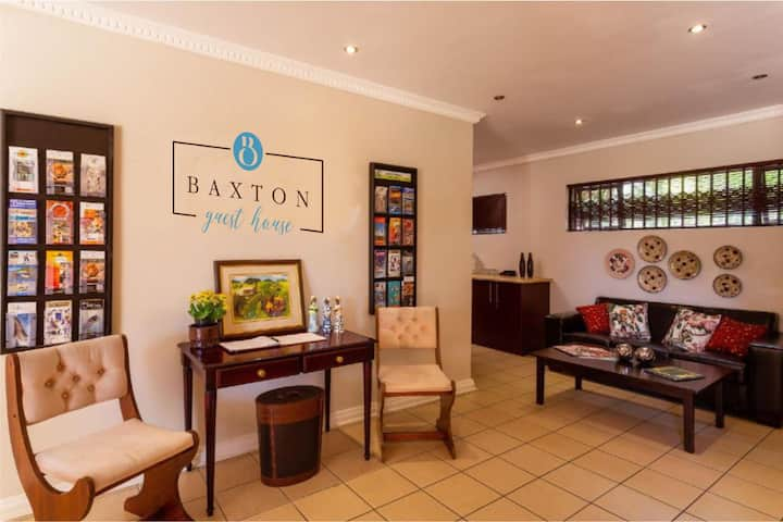 BAXTON GUEST HOUSE - LIVE IT..... YOU WILL LOVE IT