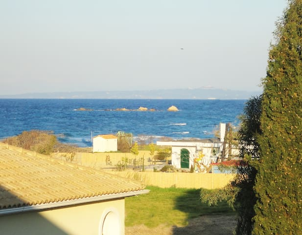 Apartment Helen 50m from the Sea in Tsilivi Zante - Planos - Daire