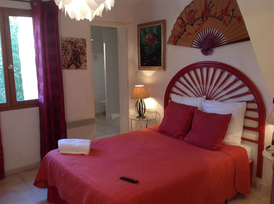 Bed and breakfast le beausejour carcassonne chambres d for Chambre hote carcassonne
