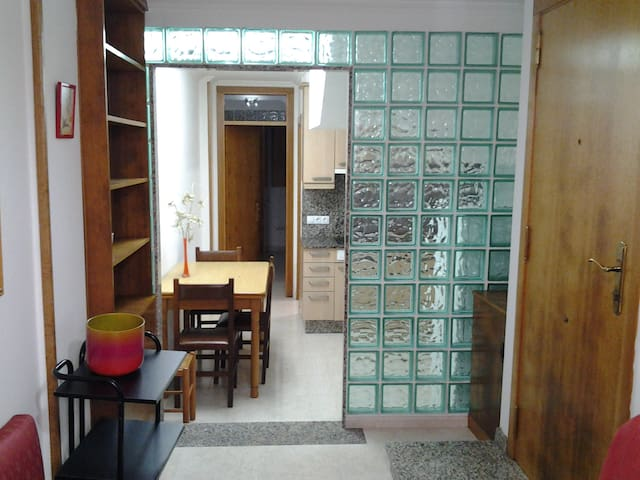 Apartamento céntrico en planta baja - Betanzos - Apartamento