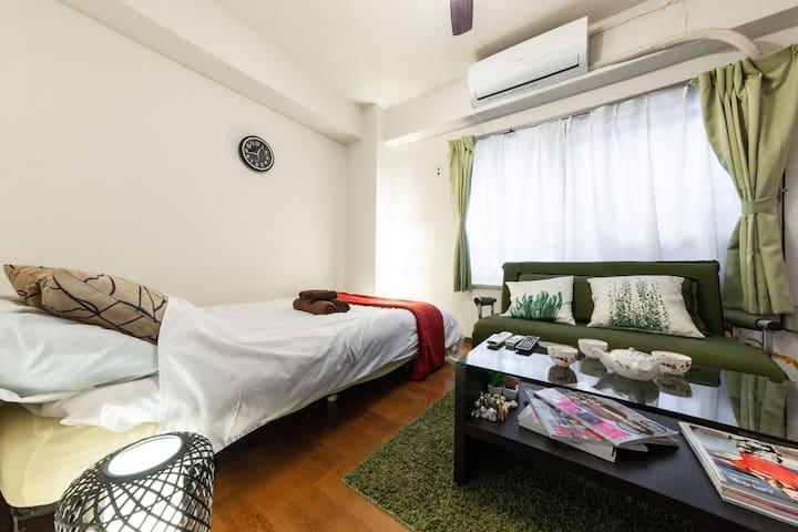 GreatValue private quiet room near Tabata,JR line