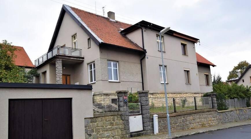Town house near Vysoka Tower