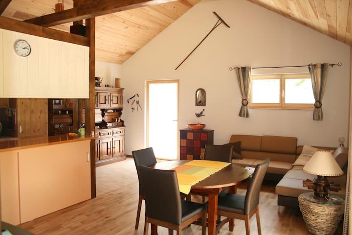 Villa individuelle - Yvonand - บ้าน
