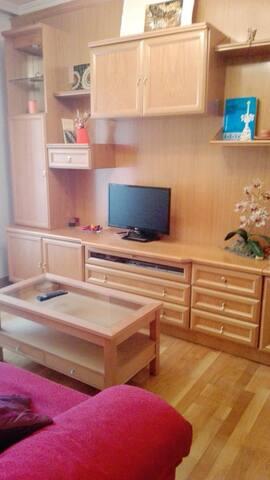 Coqueto piso cerca del centro - Madrid - Apartamento