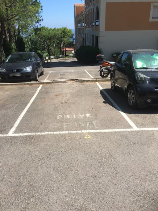 Parcheggio Privato