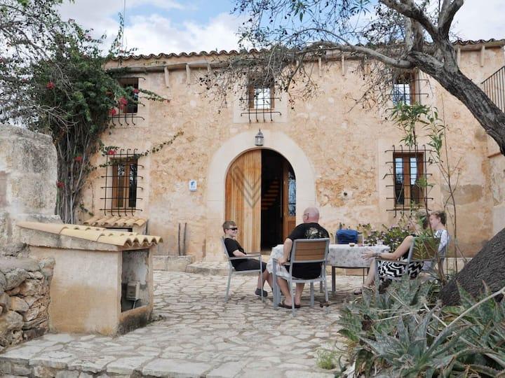 Can Mascaro, Country house in Manacor, Mallorca