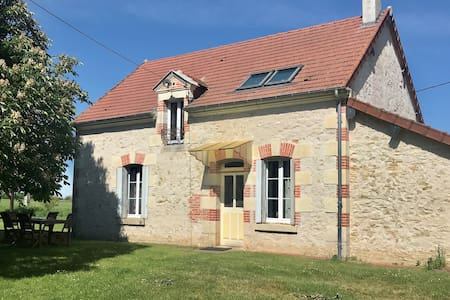 Holidayhome close to the Castles at the Loire