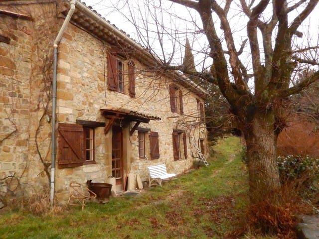 Maison bien au calme - Châteauneuf-de-Bordette - Dom