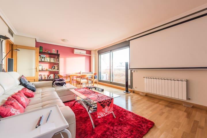 Apartamento lujo zona residencial - Parla - Kondominium