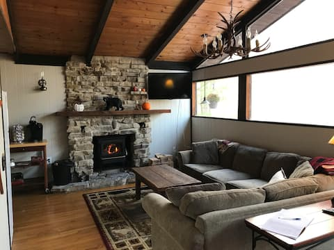Cozy Seclusion in Hocking Hills