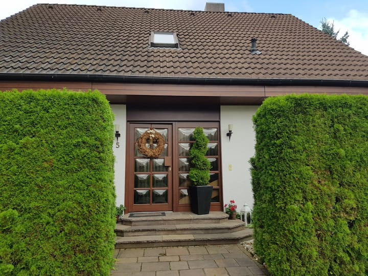 Charmantes Haus in Nürnberg