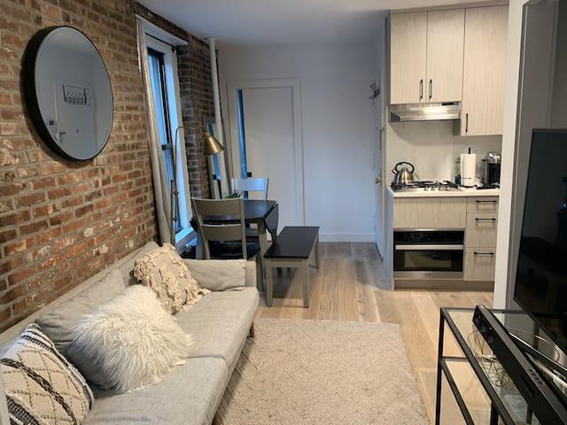 Chic & BRAND NEW NOLITA 2 bed/2nd floor apartment