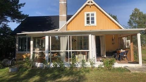 Sjönära boende på Fårö, Gotland N