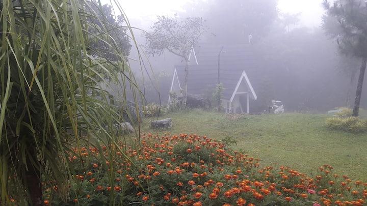 Rumah Matahari Turi ( Tinyhouse/Hobbithouse