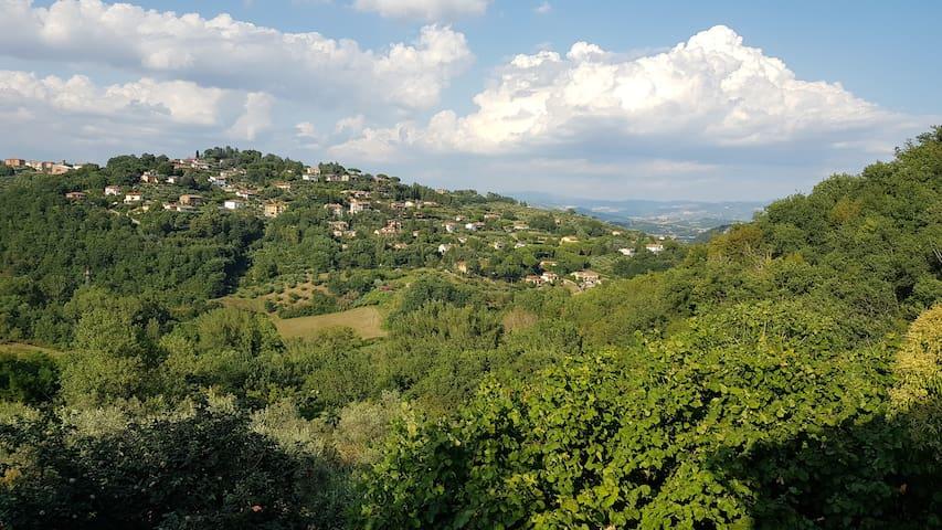 Scenic Lodge in Perugia