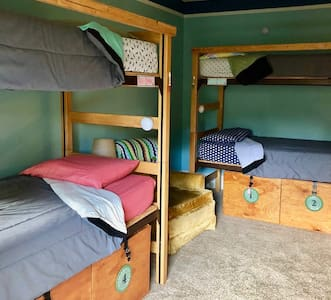 Co-ed Shared Bunk