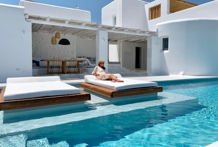 NAXOS Boutique Luxury Private Villa I