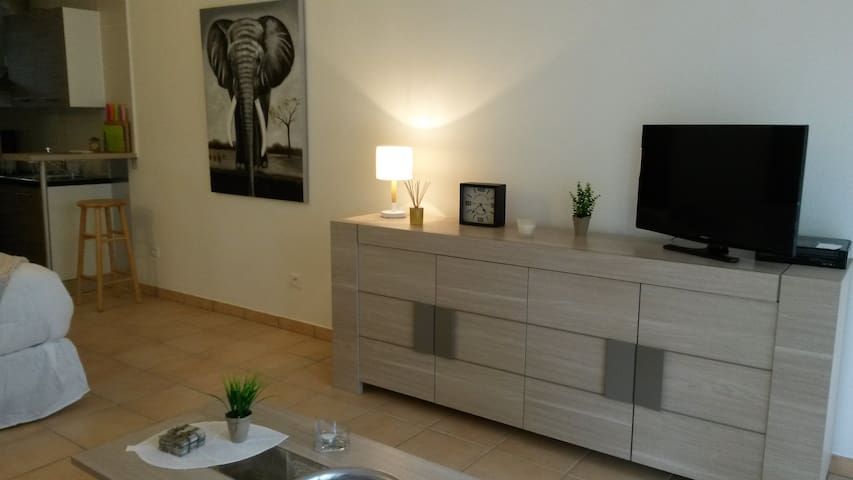 Studio NATURAL TOUCH - Marigot - Apartamento