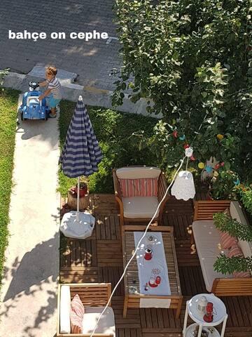 Müstakil Bahçeli site içinde Yazlık Ev