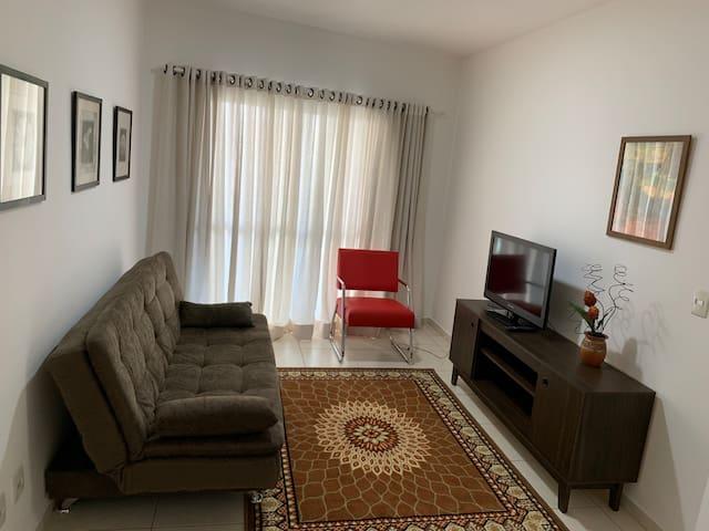 Apartamento inteiro em Ribeirão