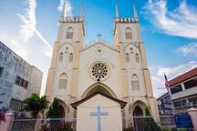 Melaka Famous Church 天主教堂