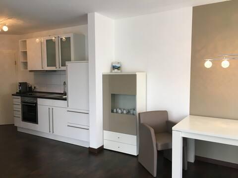 Tolles Apartment für 1-2 Personen mit Hotelservice