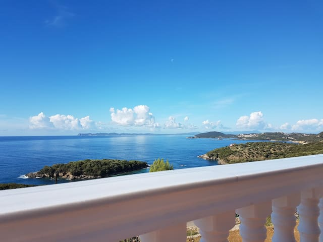 Syvota Sunset Apartment 3