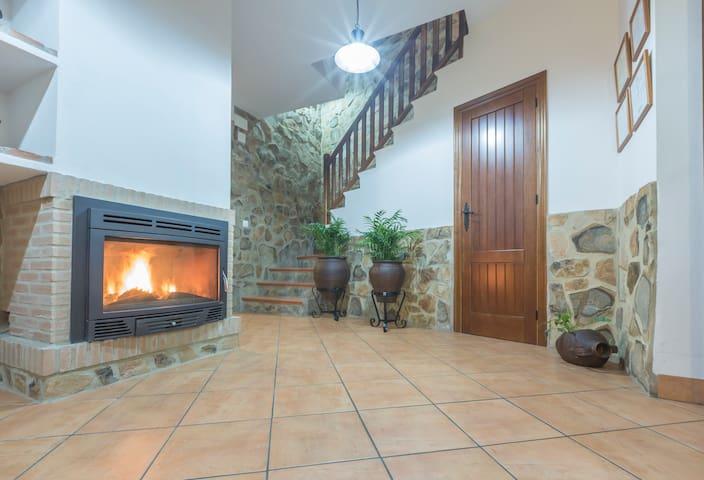 Casa Rural en el Sur de Badajoz - Sierra Morena - Segura de León - House
