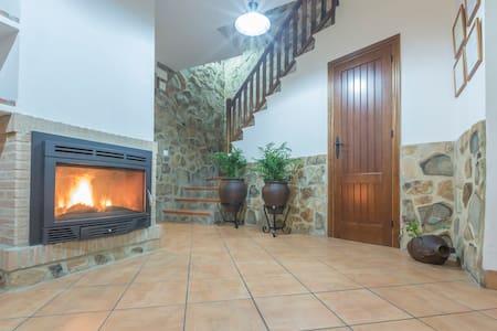 Casa Rural en el Sur de Badajoz - Sierra Morena - Segura de León - Casa
