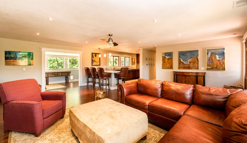 Sedona Oasis centrally located luxury home