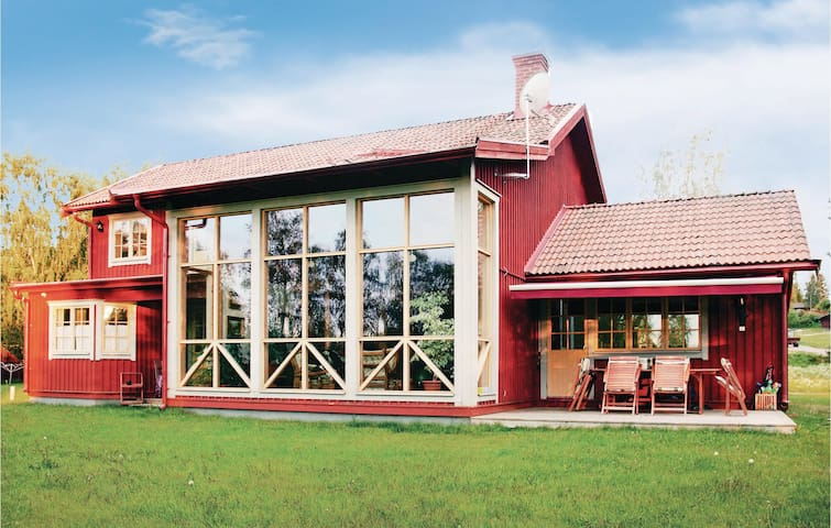 Holiday cottage with 3 bedrooms on 200m² in Järvsö