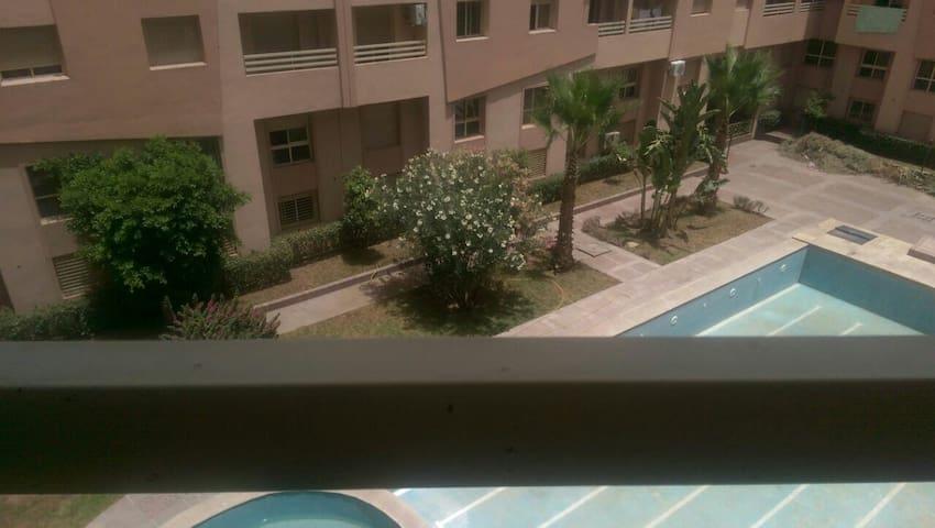 Joli appartement à louer - Marrakesh - Appartement