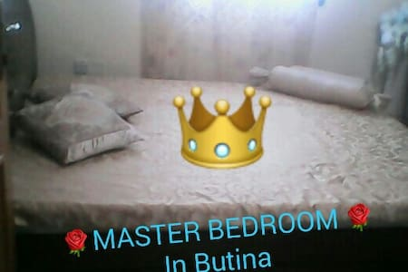Master Bedroom Sharjah
