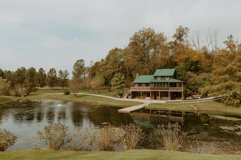The Hideaway | Cabin & Rural Retreat