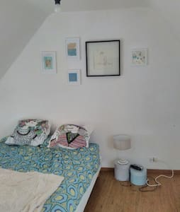 Nice bedroom in the city center - Dol-de-Bretagne - Hus