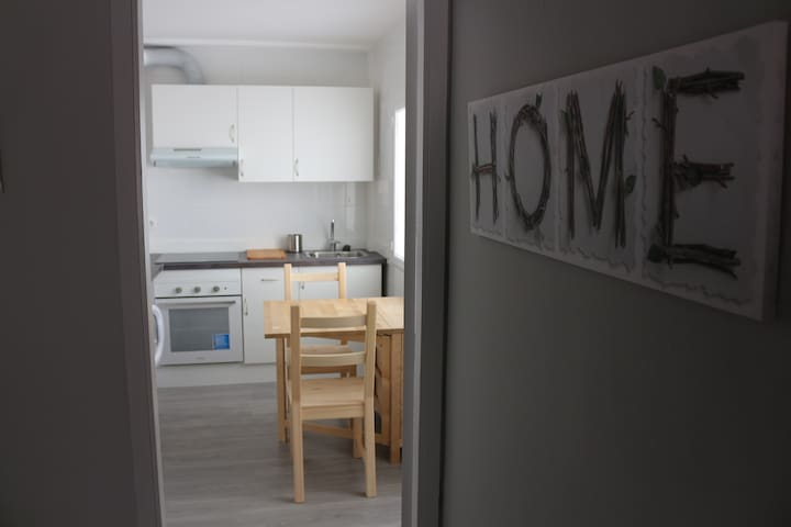 Entrada a cocina