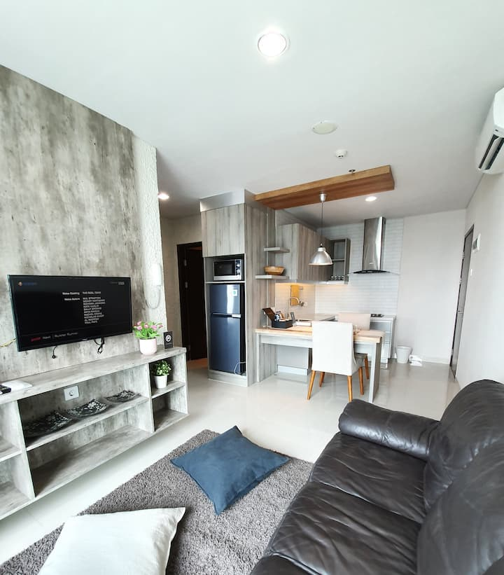 ★Luxurious & Exclusive Apartment @Alam Sutera CBD★