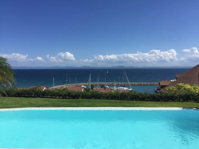 BEAUTIFUL LUXURY SEA VIEW HOUSE in Puerto Bahia