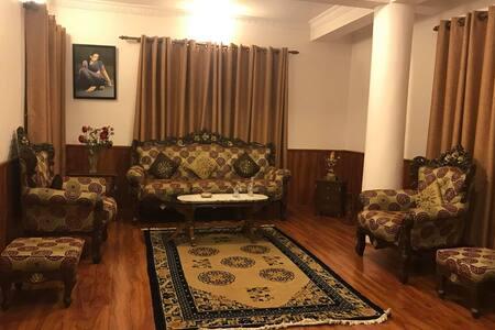 Sangeeta's home