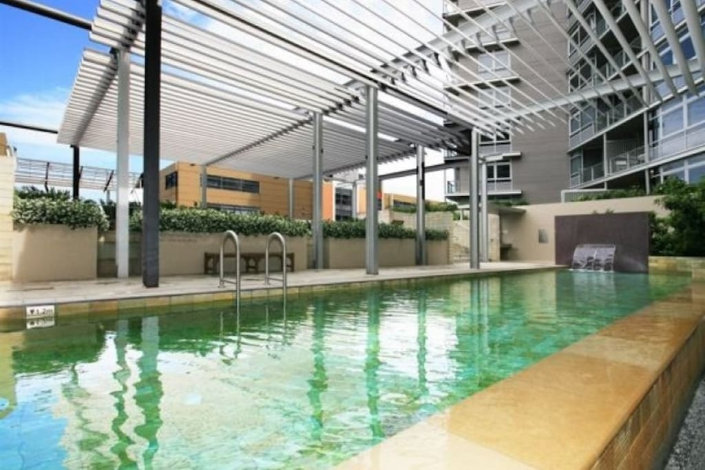 Take a dip or go for a swim at our rooftop pool!<br><br>