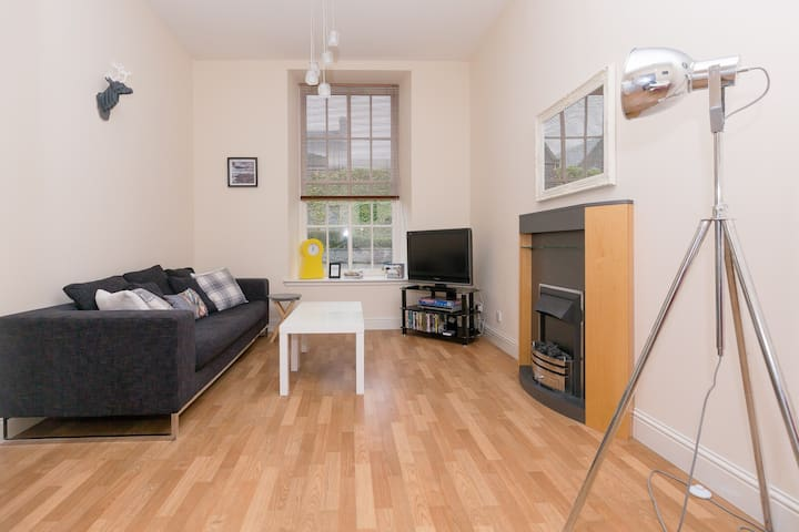 Handiplaces too - Aberdeen - Apartment