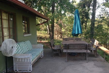 Charming Lakeside Cabin, Minutes from Tulsa - Wagoner - Cabin