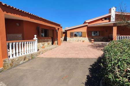 Country House - Chalet with BBQ in Tenerife