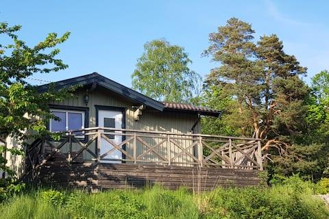 Cottage met zeezicht in Ljungskile, Bohuslän
