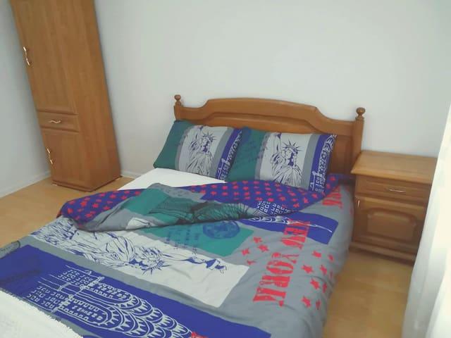 Dormitor separat 1 (Separate bedroom 1)