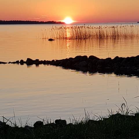 Vänerns strand - Mariestad