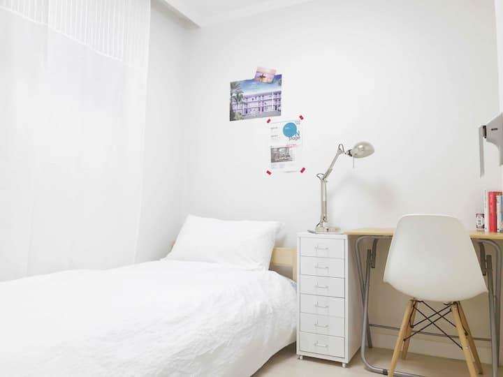 [Hongdea/DMC] Pluto ARTE Single room  for 1 person