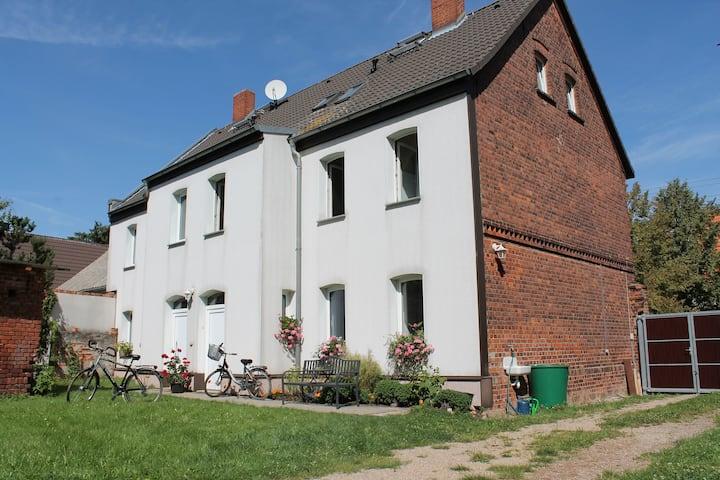 Komfortable Wohnung in modernisiertem Bauernhaus 2