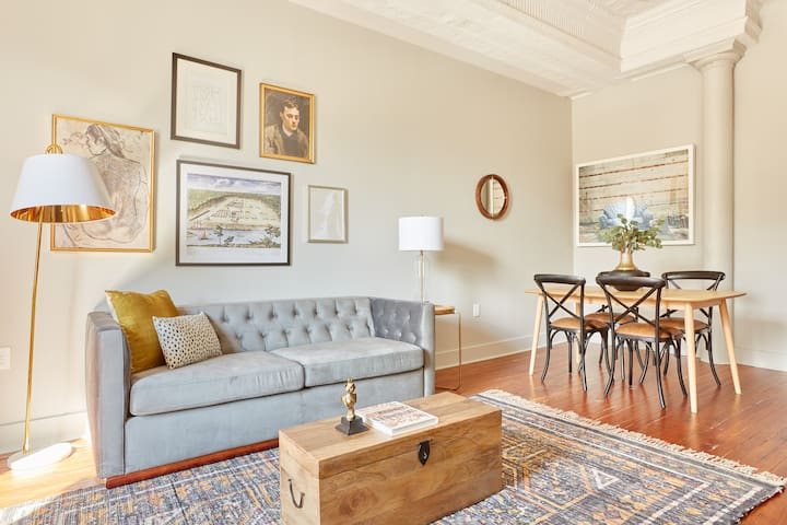 Sonder | The Broughton | Laid-Back 1BR